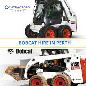 trusted Bobcat hire company in Perth
