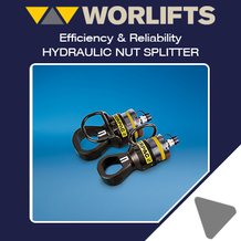 renowned distributor of hydraulic nut splitters in the UK